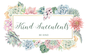 Kind Succulents