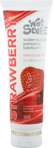 Wet Stuff Strawberry - Tube (100g)