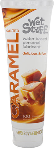 Wet Suff Salted Caramel - Tube (100g)