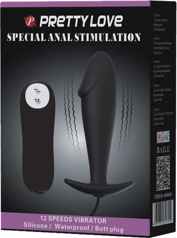 Special Anal Stimulation