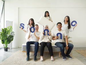 Happy birthday, Sonno: A thank you letter to our customers