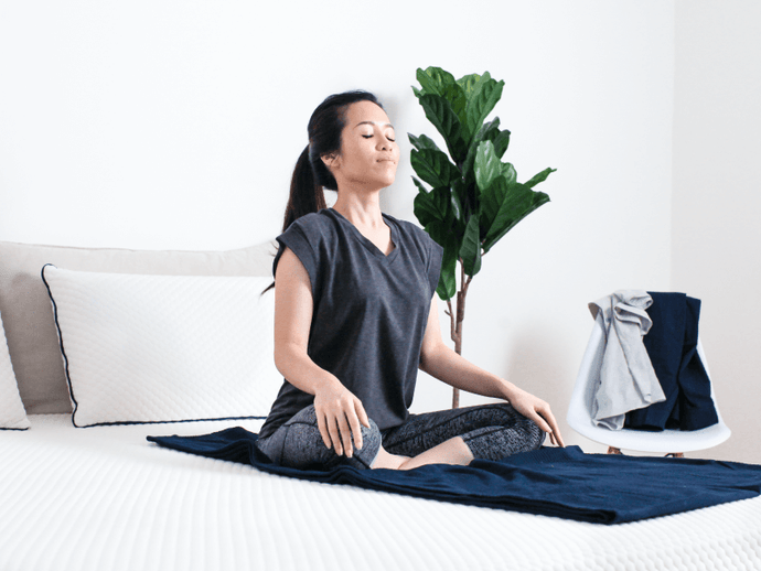 How Yoga Improves Sleep
