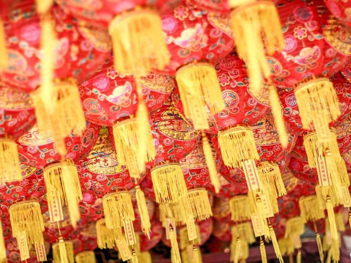 10 Things to Replace This Chinese New Year