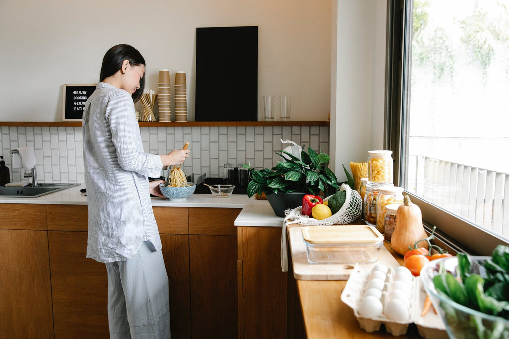 Cooking has positive effects on one's mental and emotional health