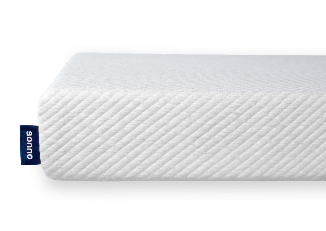 sonno lite mattress side
