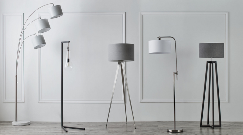 Floor Lamp Ideas A Room By Room Guide The Lighting Outlet