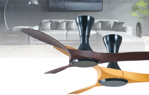 Wood Effect Ceiling Fans