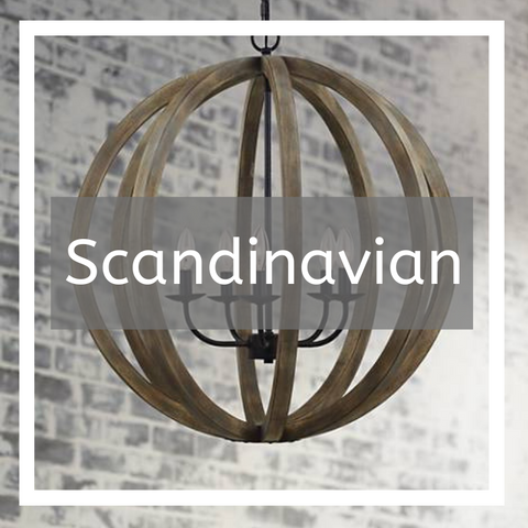 Scandinavian lighting