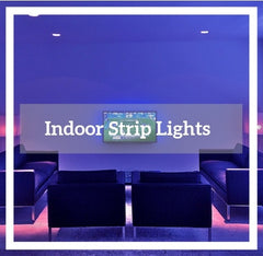 A Clickable Photo of Indoor LED strip lighting to the Indoor LED strip light Collection Page