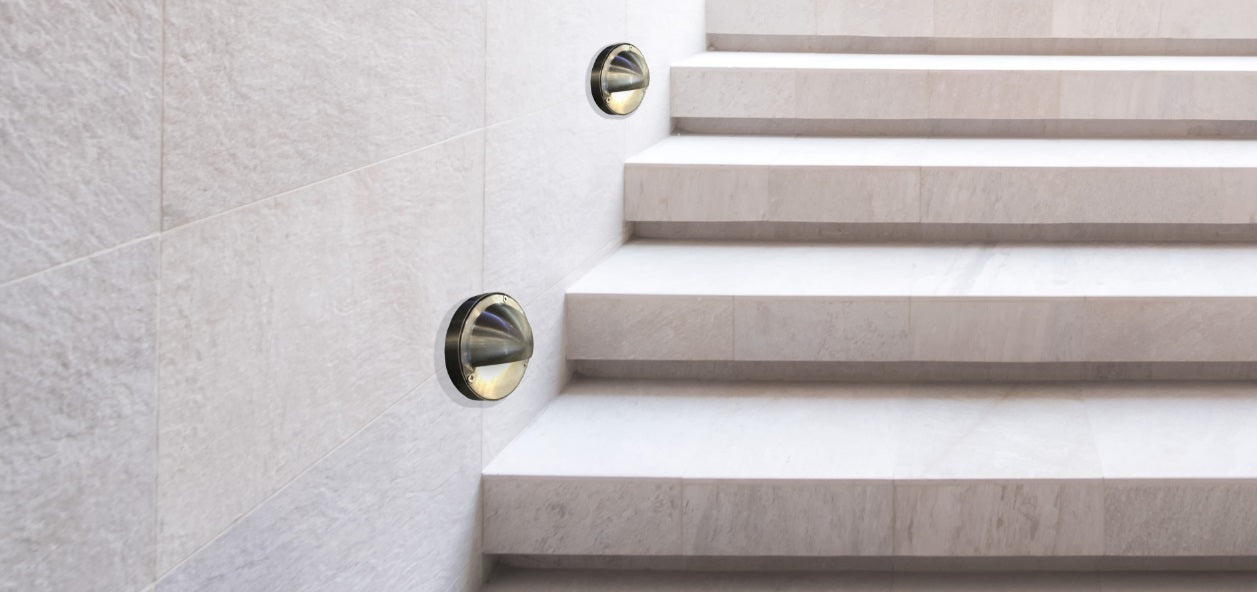 best stainless steel step light