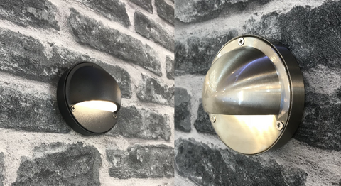 LED Outdoor Spep Light Fixture