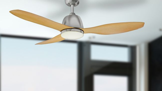 The best ceiling fan with light, the vantage ceiling with light installed