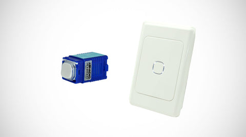LEDsmart™ Push Button Dimmer / Switch for LED Lighting Diginet - MEDM/DGPB