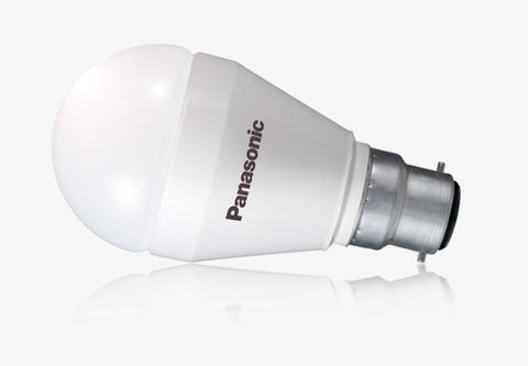 LED B22 7w, 9w or 11w Panasonic Globe Warm or Cool White VERY BRIGHT