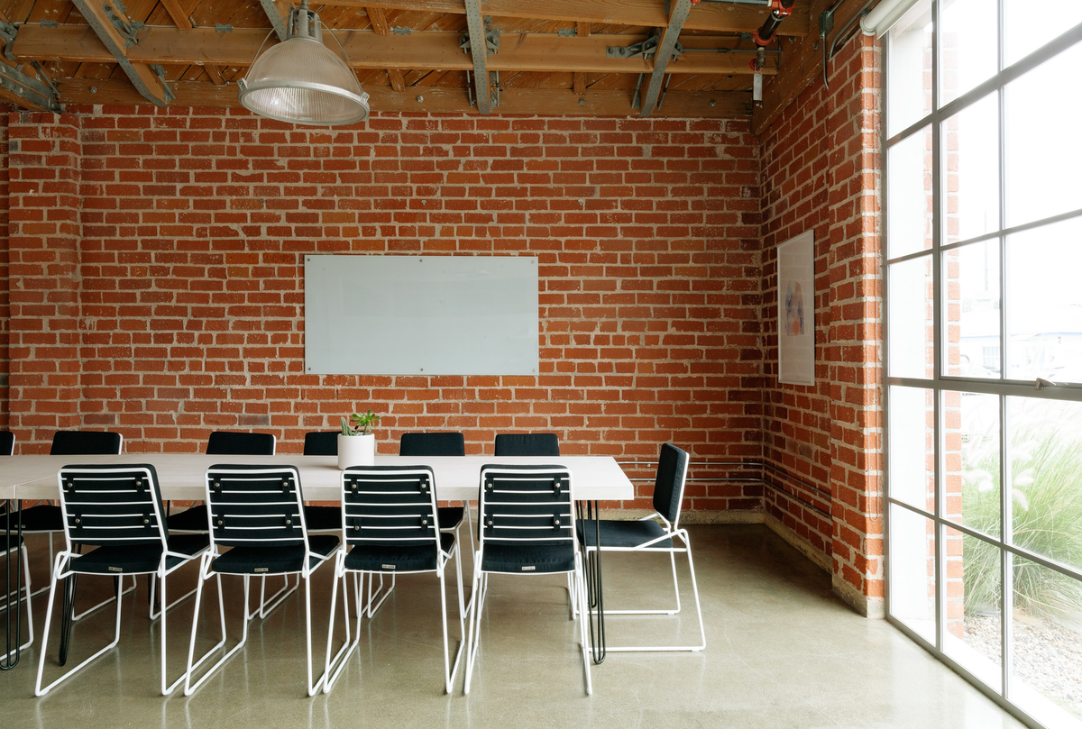 Revolutionizing A Meeting Room