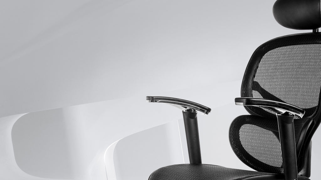 ERGONOMIC SYNCHRO-TILT OFFICE CHAIR