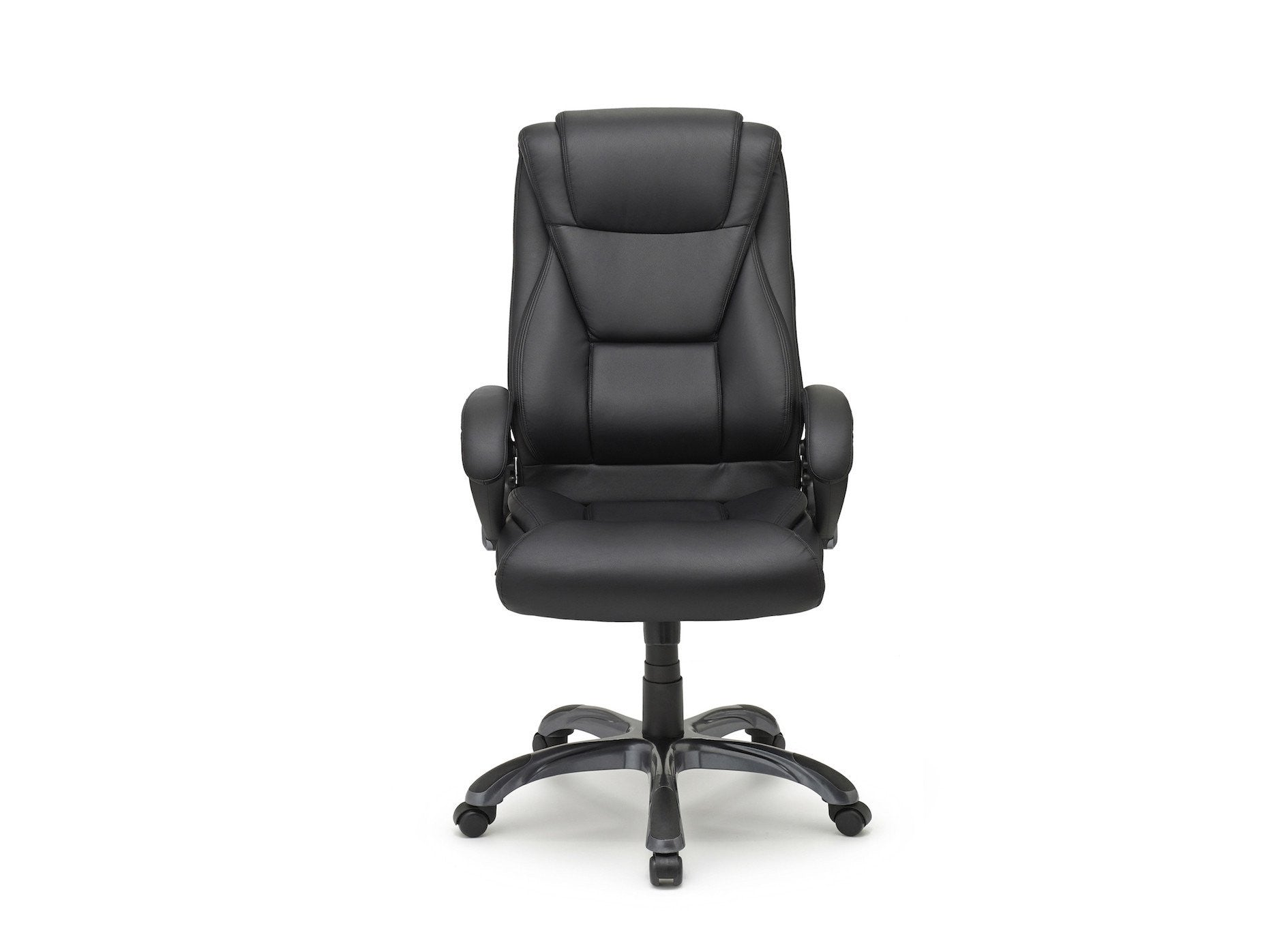 Executive Lumbar-Support Office Chair - Crossford on chair with adjustable lumbar support, chair back support products, best ergonomic chair lumbar support for office, chair cushion for office,