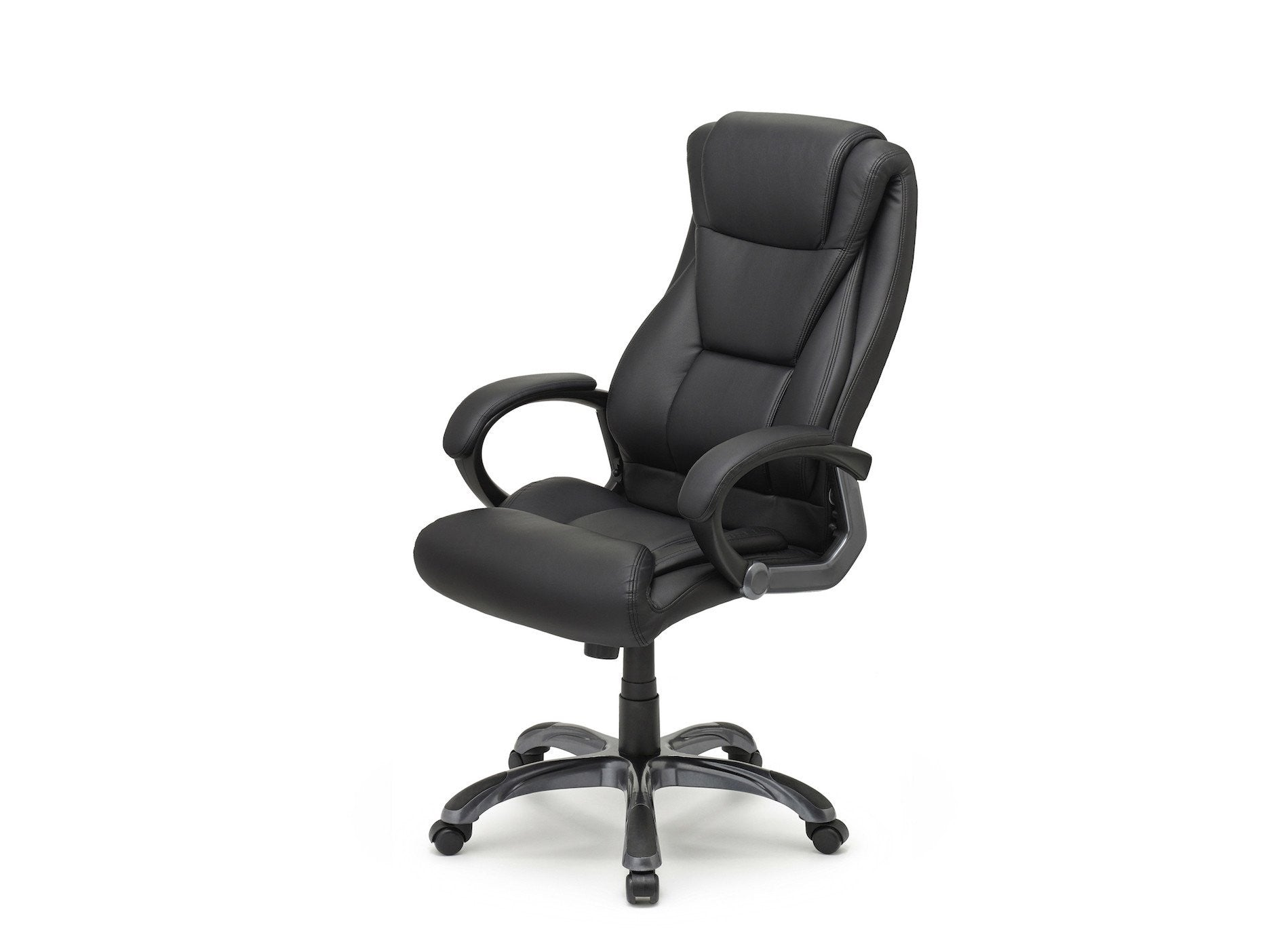 executive lumbar support office chair crossford. Black Bedroom Furniture Sets. Home Design Ideas