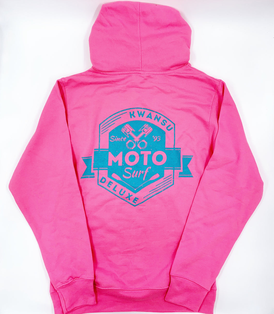 LIMITED EDITION Moto Pullover Hoodie