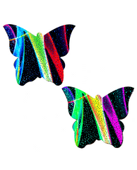 NevaNude Pasties - 80's Butterfly