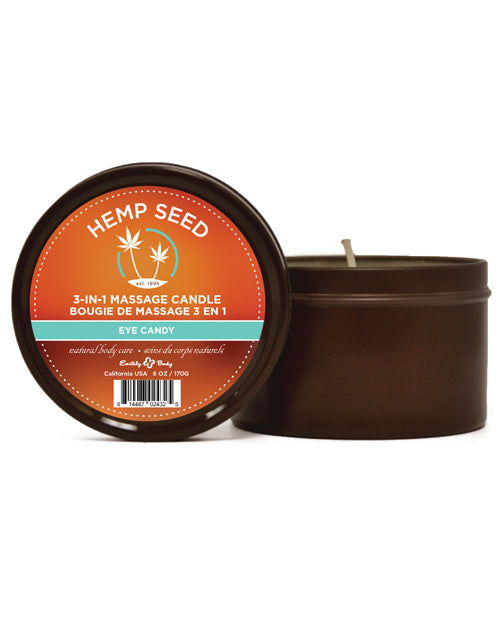 Eye Candy Massage Candle - Eros Fine Goods