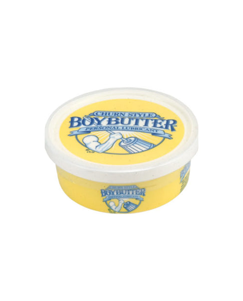 Boy Butter 4oz Tub - Eros Fine Goods
