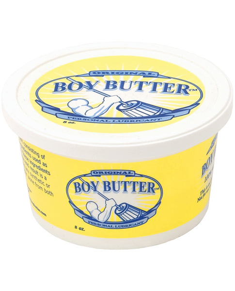 Boy Butter 8oz Tub