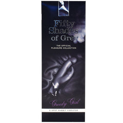 Fifty Shades - Greedy Girl Rechargeable G-Spot Rabbit
