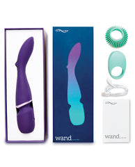 We-Vibe Wand w/Two Attachments