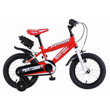 Super Max SuperTommy Demon Red 14 Inch Kids Bike - Grace Baby