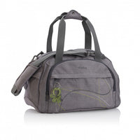 Okiedog Shuttle Carry All Lightweight Travel Nappy Bag - Urban Grey
