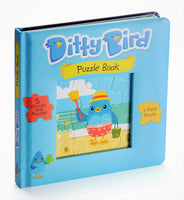 Ditty Bird - Puzzle Book - Grace Baby