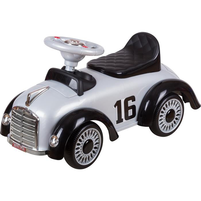 Kids Retro Classic Speedster Ride-On Car - Grace Baby