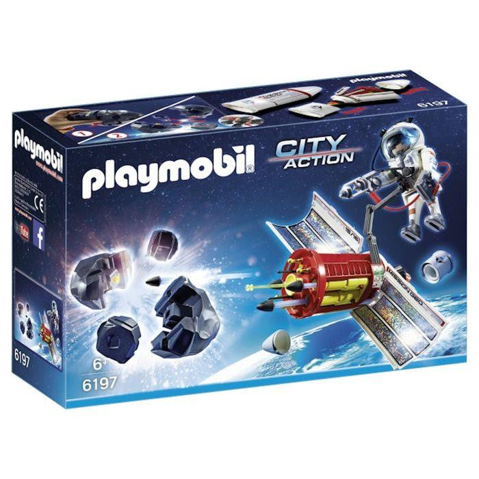 Playmobil - Meteoroid Destroyer - 6197 - Grace Baby