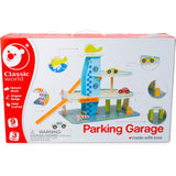 Classic World Parking Garage Playset - Grace Baby