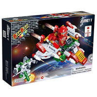 BanBao Star Journey - Space War Fighter 6412