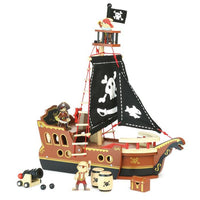 Vilac My Pirate Ship - Grace Baby