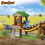 BanBao Safari - Walking Bridge 6658