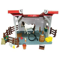 Saddle Pals Grooming Station with Water Pumping Feature Set