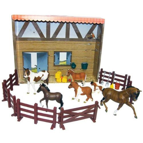 Saddle Pals Horse Families Gift Set - Grace Baby