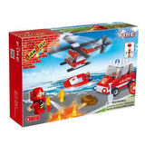 BanBao Fire and Rescue - Fire Fighting 8129 - Grace Baby