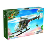 BanBao Defence Force - M2 Helicopter 8243 - Grace Baby