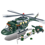 BanBao Defence Force - Medical Helicopter 8253 - Grace Baby