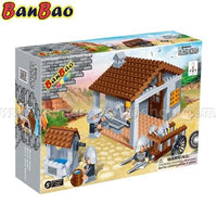 BanBao Black Sword - Black Smith 8266