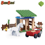 BanBao Eco Farm - Small Barn 8588 - Grace Baby