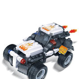 BanBao Turbo Power - Dragster 8622
