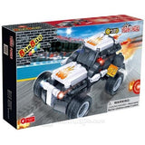 BanBao Turbo Power - Dragster 8622 - Grace Baby