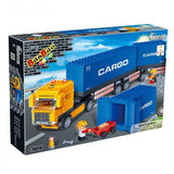 BanBao City Transport Cargo Ship and Truck Package