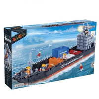 BanBao City Transport - Cargo Ship 8767