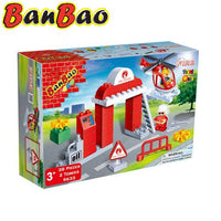 BanBao Young - Fire Village Junior 9633
